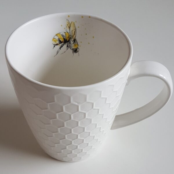 Bee Mug - Butterfly Mug - available online