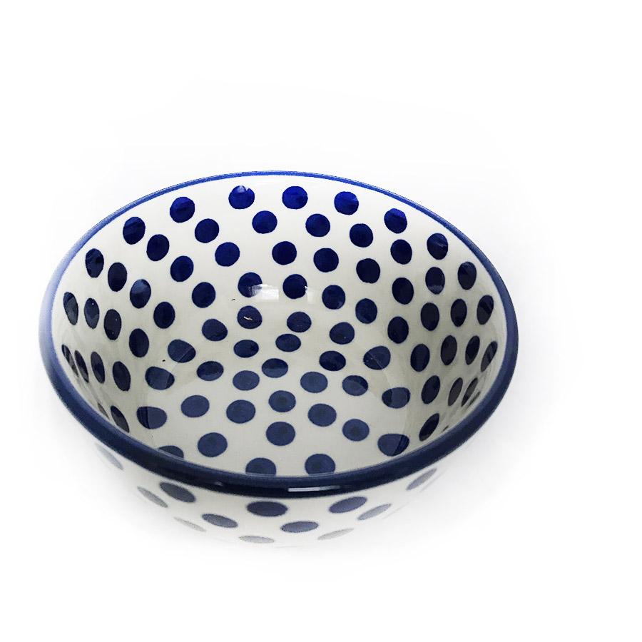 cereal bowl polish pottery