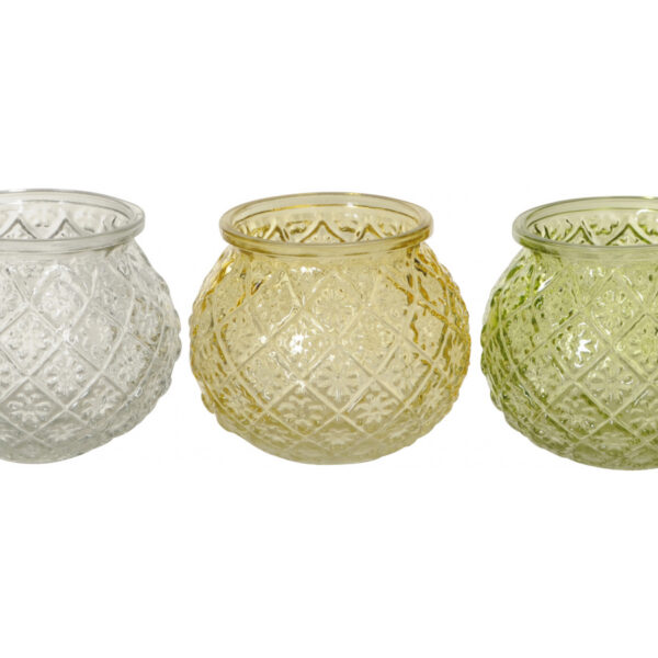 Citrus vase/t-light set available at www.qwinkydink.co.uk